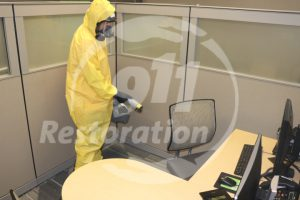 911 Restoration - Disinfection solutions