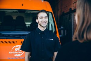 911Restoration-sewage cleanup-Rochester